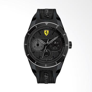 Ferrari Scuderia Redrev T Multi Dia ... ngan Pria - Black 0830259