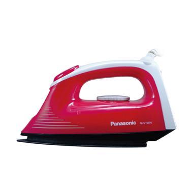 Panasonic NI-V100N Setrika Uap - Merah