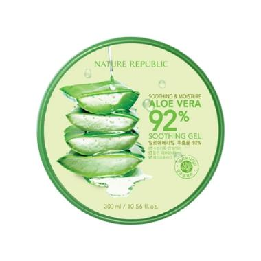 Nature Republic Soothing & Moisture Aloe Vera Soothing Gel [300 mL]