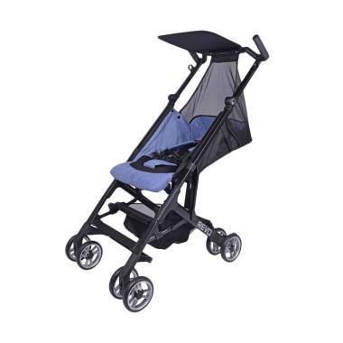BabyElle S330 Revo Kereta Dorong Bayi - Blue