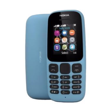Nokia 105 2017 Handphone [Dual SIM]