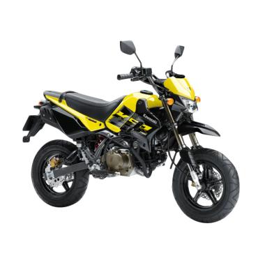 Kawasaki KSR Pro Sepeda Motor