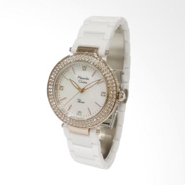 Alexandre Christie 2323LHBCGMS Pass ...  Wanita - Rose Gold White