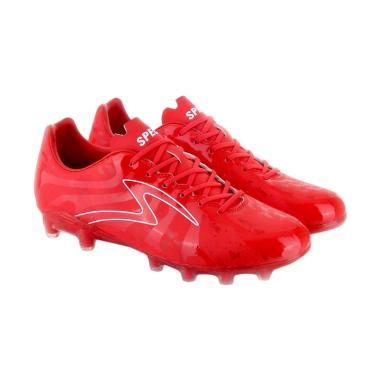 Specs Barricada Ultima Sepatu Sepakbola - Red SE 100730