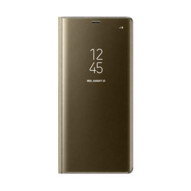 Samsung Original Clear View Standin ...  for Galaxy Note 8 - Gold