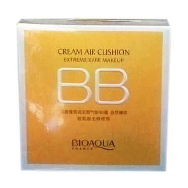 Bioaqua Brightening Liquid BB Air Cushion Makeup - Light Skin [15 g]