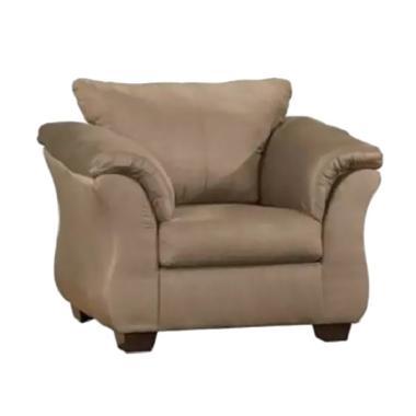 Ivaro Gadang Sofa - Mocca [1 Seater]