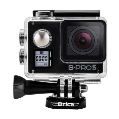 Brica B-PRO 5 Alpha Edition Mark II ... eme Action Camera - Hitam