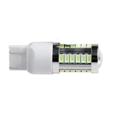 JMS Senja T20 7443 W21 33 SMD 5730 Lampu LED Mobil atau Motor - Red