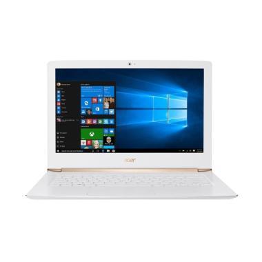 Acer Aspire S13 Notebook - White [i5-6200U/4GB/256GB SSD/13.3