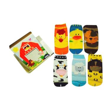 Happy Baby Farm Box Kaos Kaki Bayi [6-12 bulan]