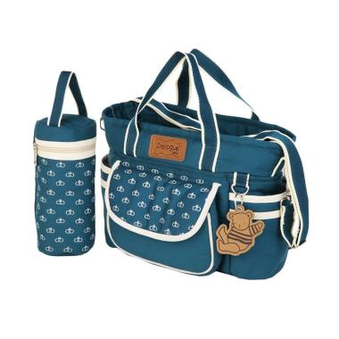Dialogue Baby Tas Kecil TBS Emerald Series Diaper Bag - Hijau