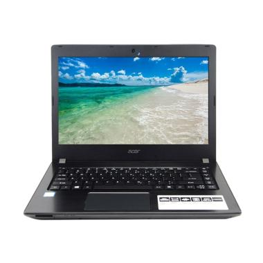 Acer E5 475-36JG Laptop - Gray [Core i3-6006/4GB DDR4/500 GB/14 Inch]