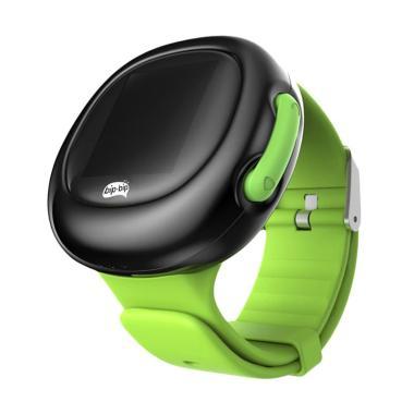 Bipbip v.02 Green Smart Watch Anak Baby Monitor