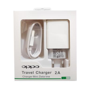 Charger OPPO Original for OPPO F3 - [FREE RING]