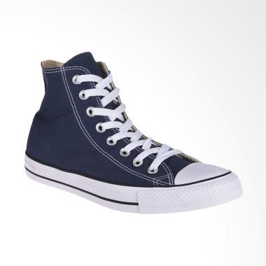 Converse CT AS Canvas HI Sneakers Pria - Navy [CON1W920]