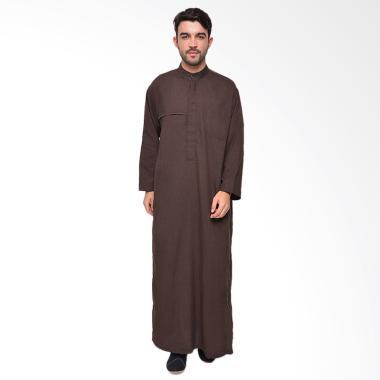 Arafah GP Damara Baju Koko - Brown
