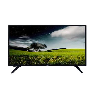 LG 32LJ500D Flat HD LED TV - Hitam [32 Inch/DVB-T2]