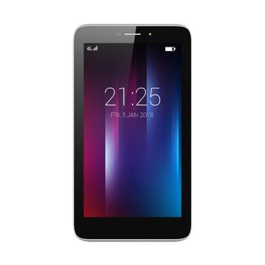 Advan Vandroid Active i7D 4G Tablet - Silver [8GB/1GB]