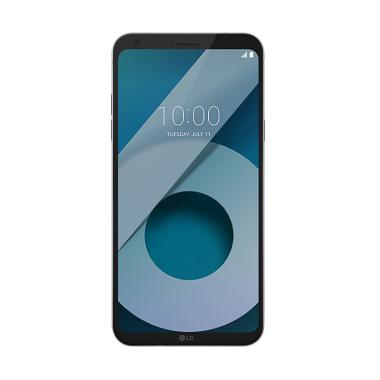LG Q6+ Smartphone - Ice Platinum [64 GB/4 GB]