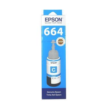 Epson T6642 Tinta Printer - Cyan