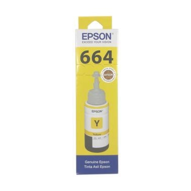 Epson T6644 Tinta Printer - Yellow