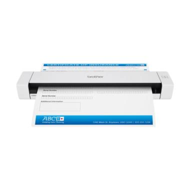 Brother DS-620 Portable Scanner - White