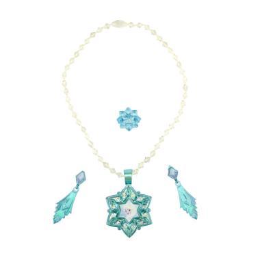 Disney Frozen Elsa Jewelry Set Mainan Anak