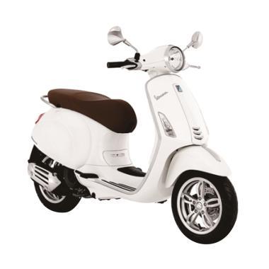 Vespa Primavera 150 I-Get ABS Sepeda Motor - Monte Bianco