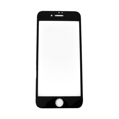 Mocolo Premium Tempered Glass Screen Protector for iPhone 8 - Black