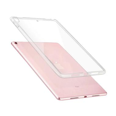 Fashion Silikon Casing for iPad Pro 10.5 Inch 2017 - Transparant