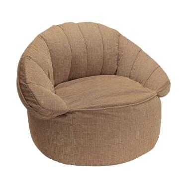 Bottom Dock Croissant Rover Bean Bag - Khaki