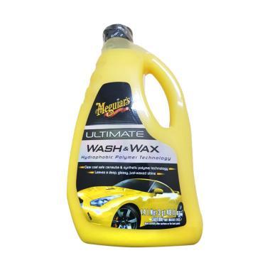 Meguiars Ultimate Wash & Wax Shampoo Kendaraan [1.4 L]