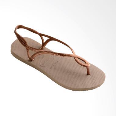 Havaianas Luna 5282 Sandal Flip Flop Wanita - Rose Gold