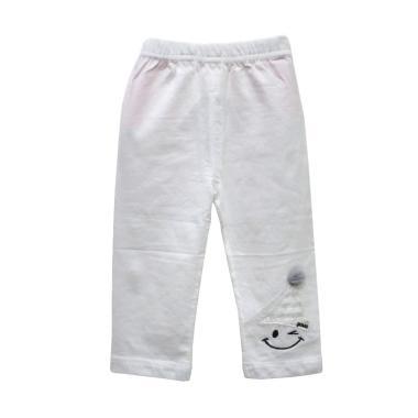 Import Kid 1779 Celana Legging Bayi Perempuan - White