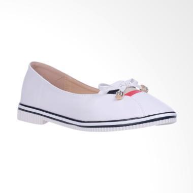 Austin Marjorie Flats Shoes - White