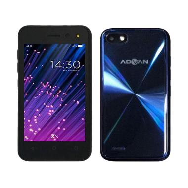 Advan Vandroid S4Z Plus Smartphone - Blue [1GB/ 8GB/ 3G]