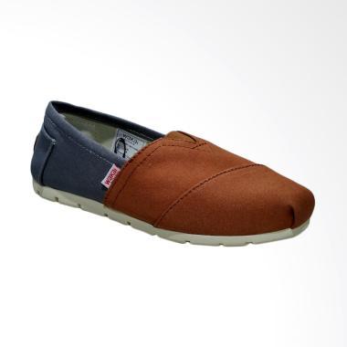 Wakai WAK-CW017BG-HAME Sepatu Unisex - Grey Khaki