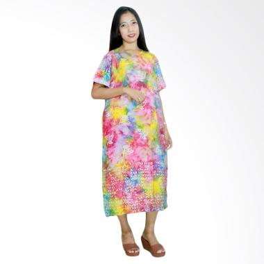 Batik Alhadi RDT001-01B Batik Cap H ... l & Menyusui - Multicolor