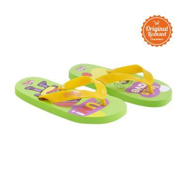 Playdoh Beach Kids Style 2 Flip Flop Sandal Anak - Yellow