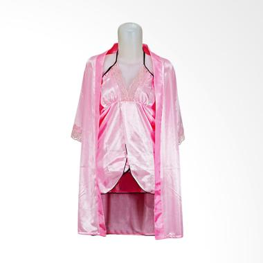 Deoclaus TLH for Bridal Shower Fash ...  Kimono & Lingerie - Pink