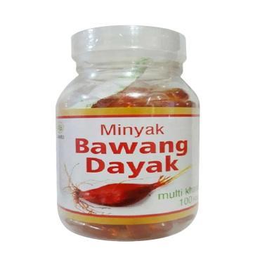 Herbal Minyak Bawang Dayak Kapsul