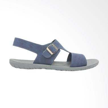 Dr.Kevin Man Sandals - Blue [1632]