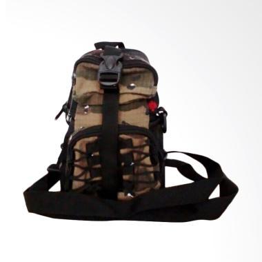 JAVA SEVEN Army Bag Sling Outdoor Tas Selempang Pria