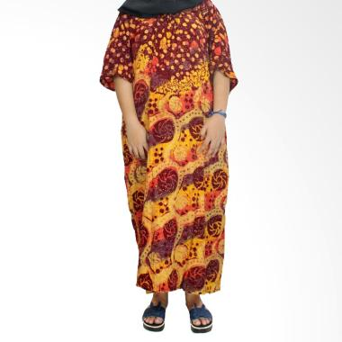 Batik Alhadi RSD003-14C Batik Cap H ... Hamil & Menyusui - Kuning