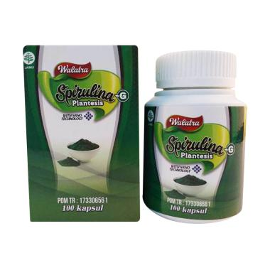 Walatra Spirulina G Platensis/Plant ... rah Rendah - Kurang Darah
