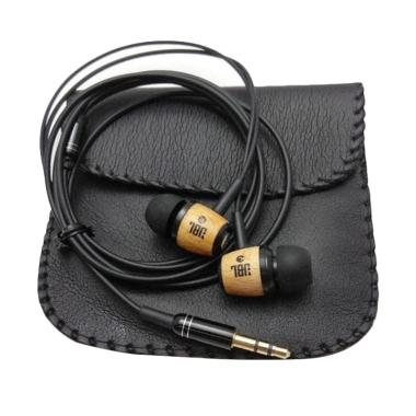 JBL Wood Headset with Mic