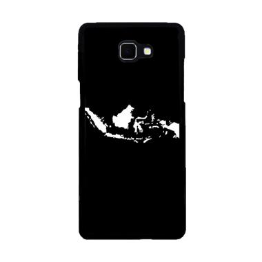 Acc Hp Peta Indonesia Jokowi Selfie ... g Galaxy J7 Prime - Black