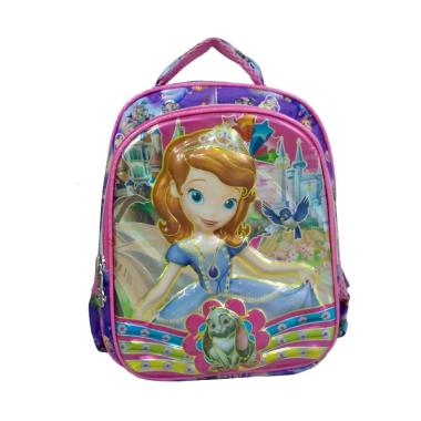 Sofia the First 0930010214 Backpack Anak - Baby Purple