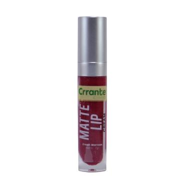 Crrante Lip Matte Cream - Fresh Maroon
